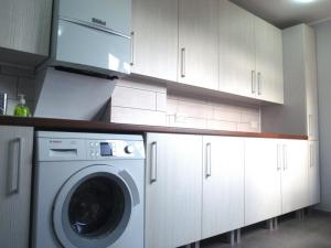 Light Grey Utility Room